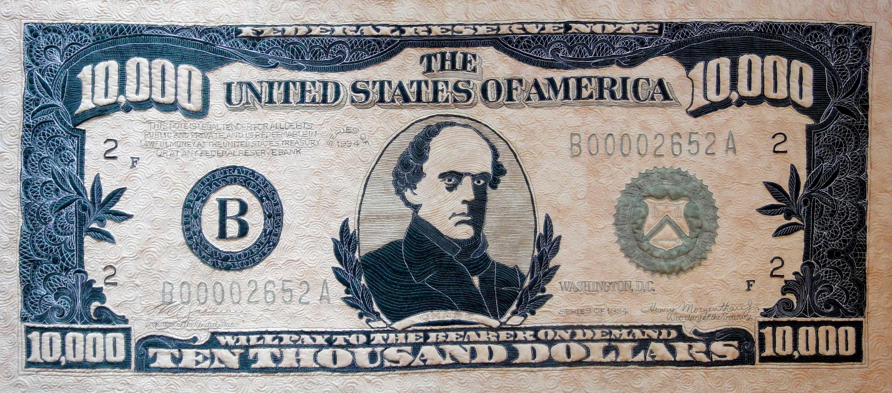 10 thousand us dollars